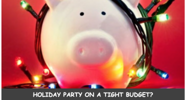 Holiday Parties on a Budget